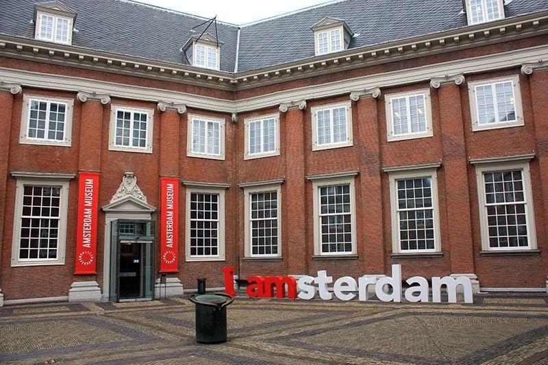 Museu Histórico de Amsterdã