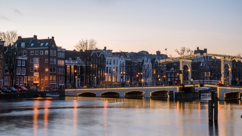 Dicas de segurança em Amsterdã