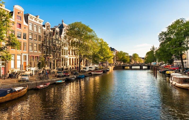 Grachtengordel em Amsterdã