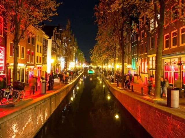 O que fazer à noite em Amsterdã