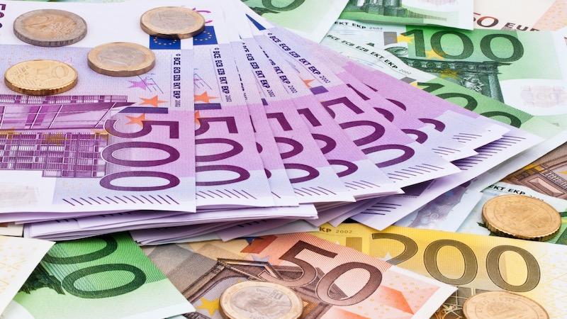 Euros em Roterdã