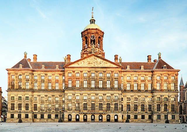 Palácio Real de Amsterdã