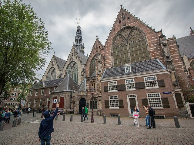Principais igrejas em Amsterdã