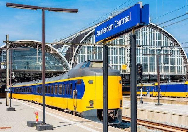 Estação de trem Amsterdam Centraal