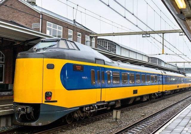 Viagem de trem de Amsterdã a Amersfoort
