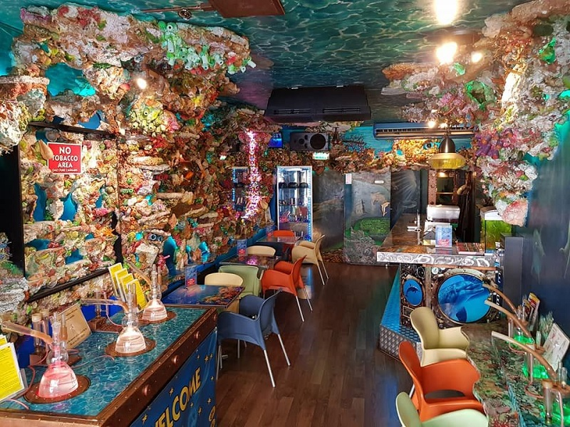 Coffee Shop The Dolphins em Amsterdã