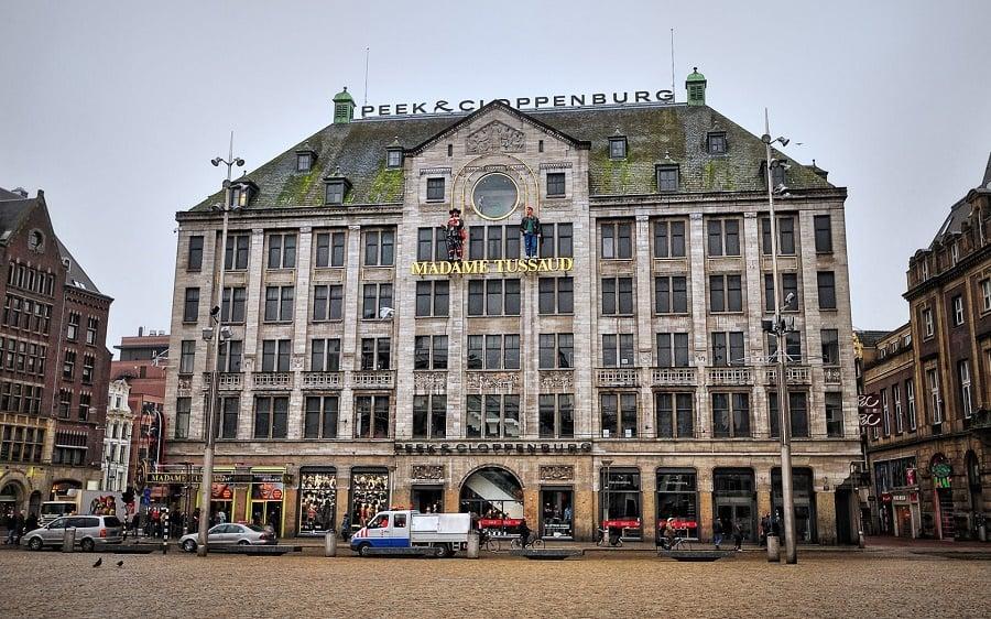 Madame Tussauds em Amsterdã