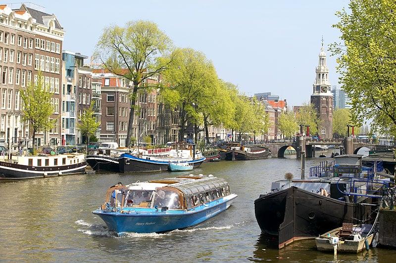 Roteiro de 2 dias em Amsterdã
