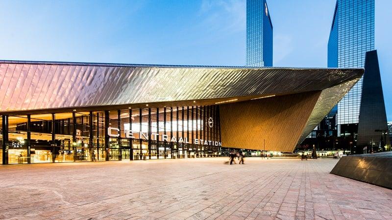 Central Station em Amsterdã