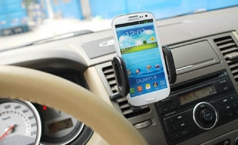 GPS no celular em Amsterdã