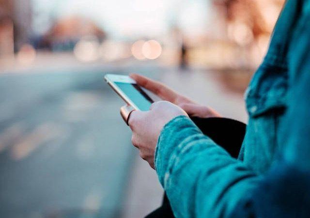 Usando o celular em Amsterdã e Holanda