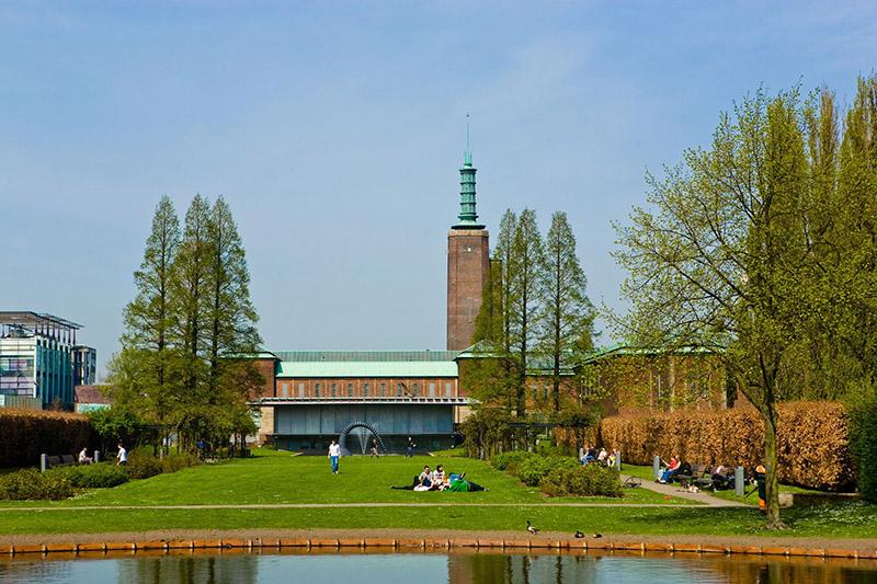 Museu Boijmans Van Beuningen em Roterdã