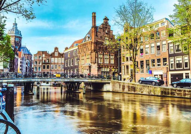 Como enviar dinheiro para Amsterdã