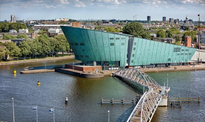 NEMO Museum em Amsterdã