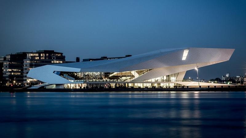 Museu de cinema na Holanda