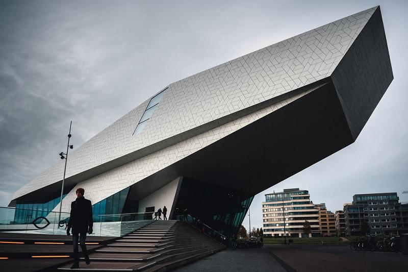 Museu de Cinema na Holanda em Amsterdã