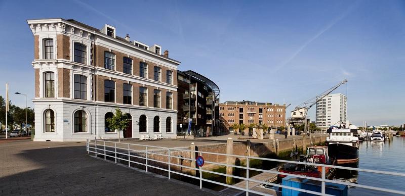 Hotéis de luxo em Roterdã