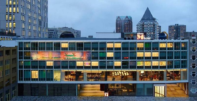 Melhores hotéis em Roterdã