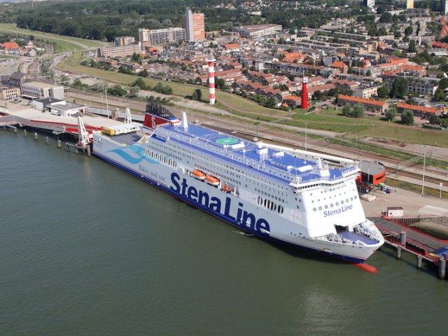 Principais destinos de ferry saindo da Holanda