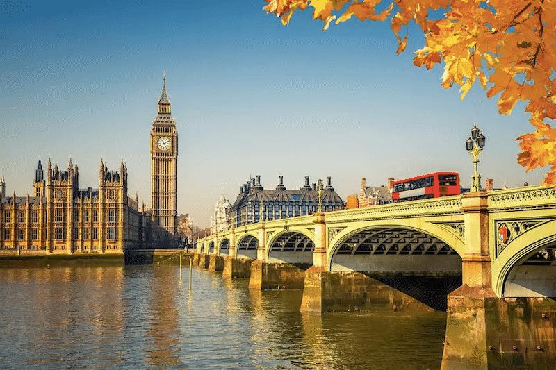 Paisagem de Londres