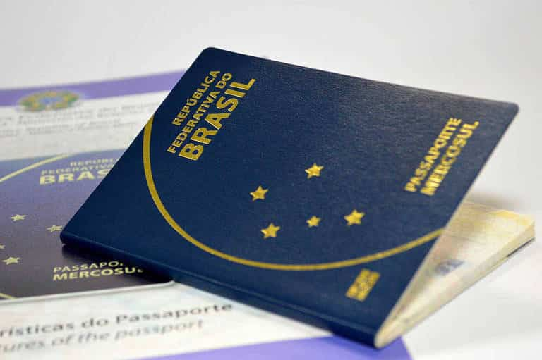 Passaporte para Amsterdã e Holanda