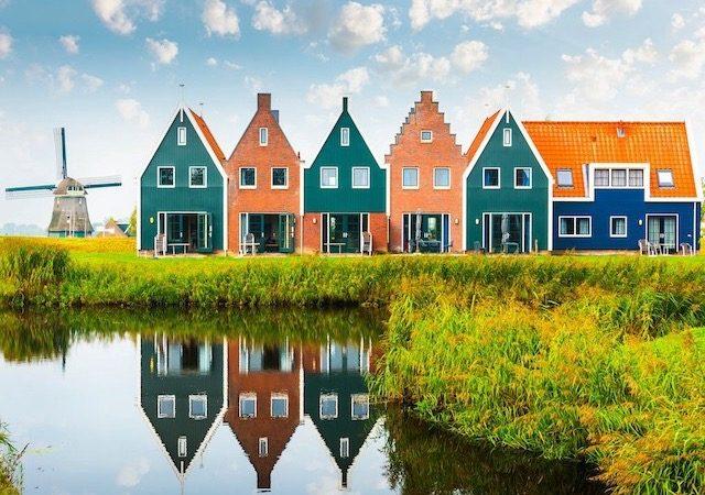 Meses de alta e baixa temporada na Holanda