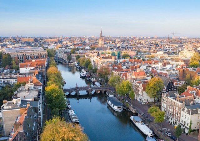 Melhor época para viajar à Holanda