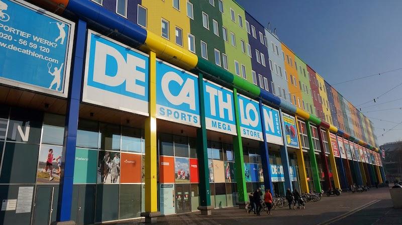 Comprar malas de viagem em lojas esportivas: Decathlon